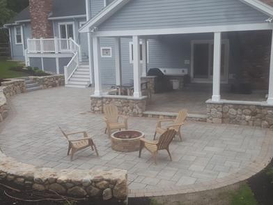 Outdoor Living Patios